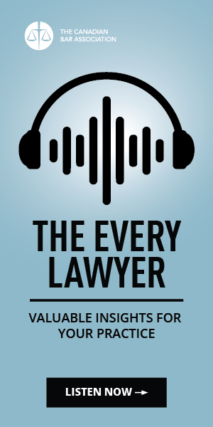 CBA's Every Lawyer Podcast